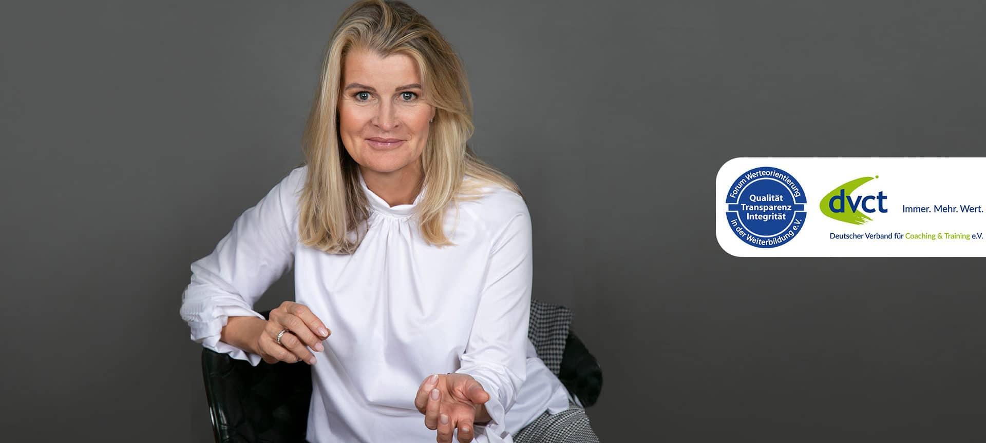 Petra Peinemann Profilbild - Coaching, Forum Werteorientierung in der Weiterbildung und Deutscher Verband für Coaching & Training e.V.