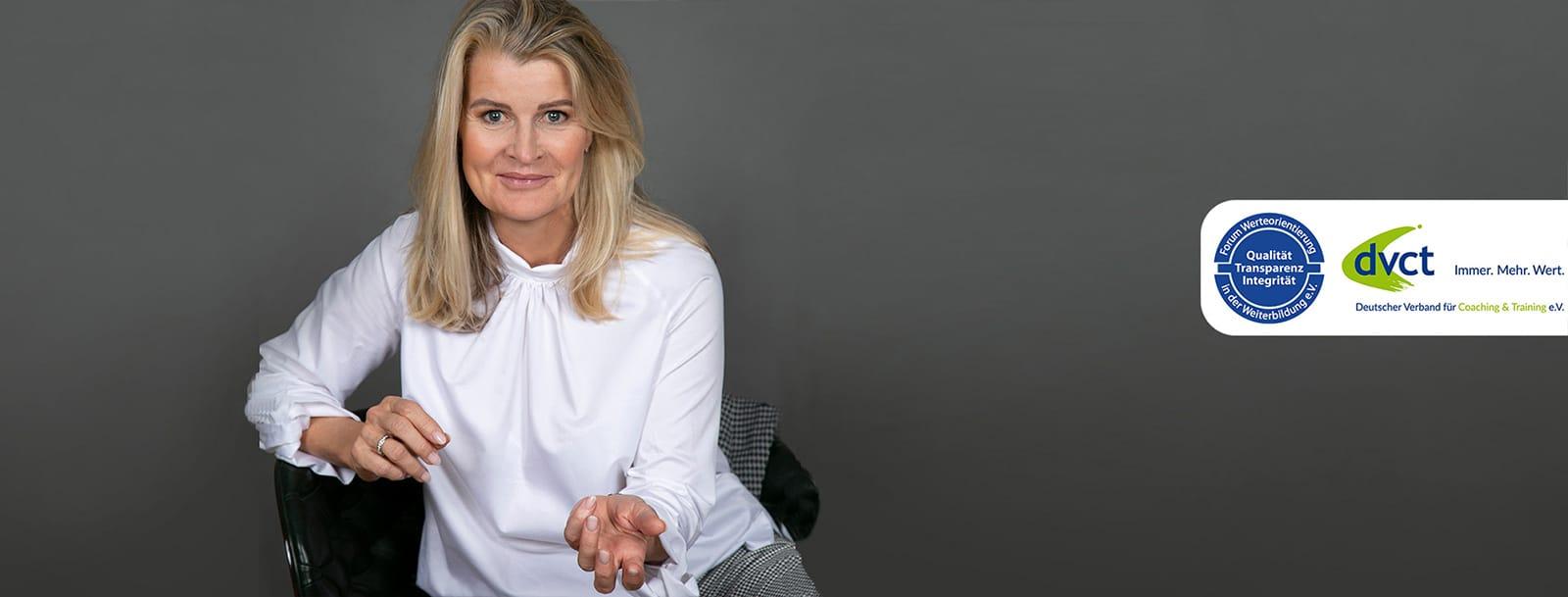 Petra Peinemann Profilbild - Mimikresonanz. Forum Werteorientierung in der Weiterbildung und Deutscher Verband für Coaching & Training e.V.